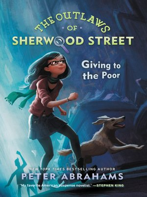 cover image of The Outlaws of Sherwood Street: Giving to the Poor
