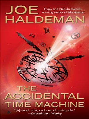 cover image of The Accidental Time Machine