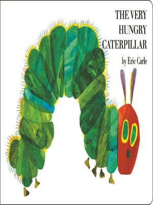 cover image of The Very Hungry Caterpillar