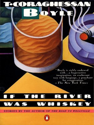 cover image of If the River Was Whiskey