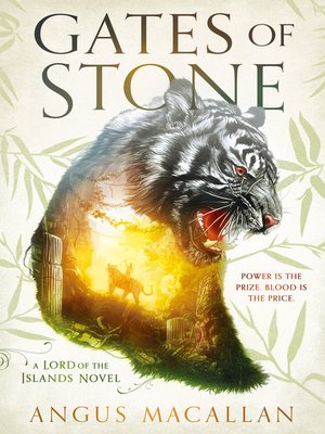 cover image of Gates of Stone