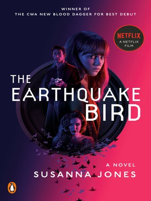 cover image of The Earthquake Bird