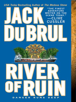 cover image of River of Ruin
