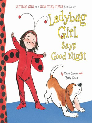 cover image of Ladybug Girl Says Good Night