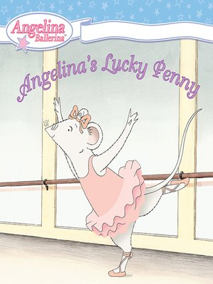 cover image of Angelina's Lucky Penny