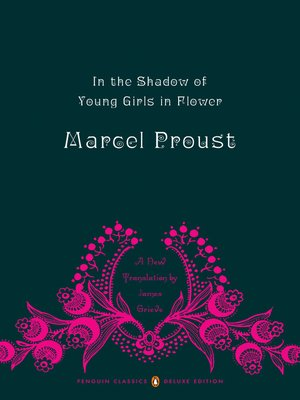 cover image of In the Shadow of Young Girls in Flower