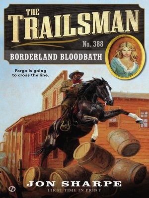 cover image of Borderland Bloodbath