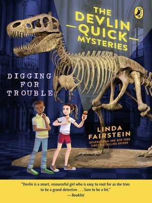 cover image of Digging For Trouble