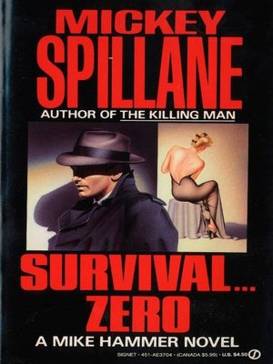 cover image of Survival...Zero
