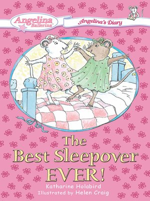cover image of The Best Sleepover Ever!