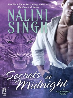cover image of Secrets at Midnight