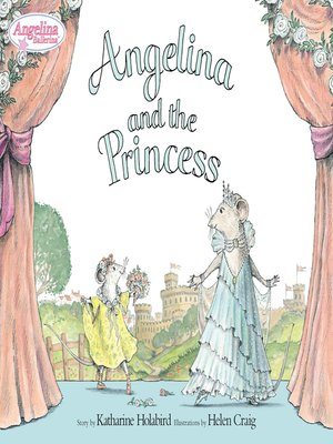cover image of Angelina and the Princess