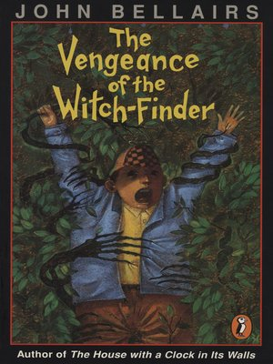 cover image of The Vengeance of the Witch-Finder