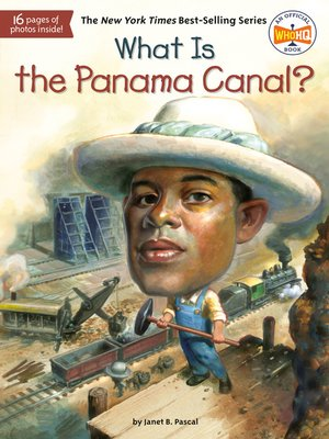 cover image of What Is the Panama Canal?