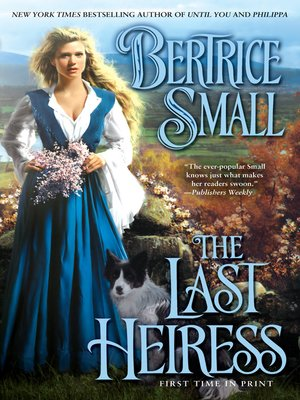cover image of The Last Heiress