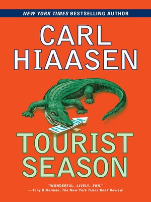 cover image of Tourist Season