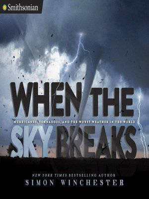 cover image of When the Sky Breaks