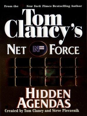 cover image of Hidden Agendas