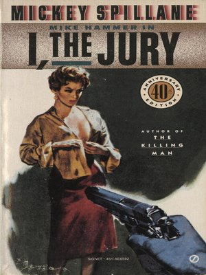 cover image of I, the Jury