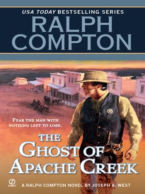 cover image of The Ghost of Apache Creek