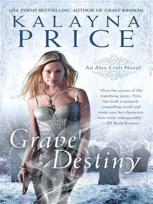 cover image of Grave Destiny