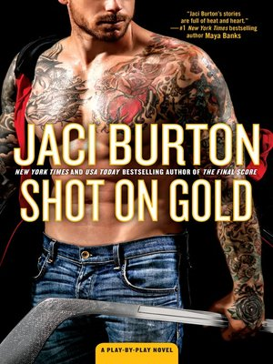 cover image of Shot on Gold
