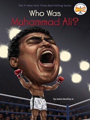 cover image of Who Was Muhammad Ali?