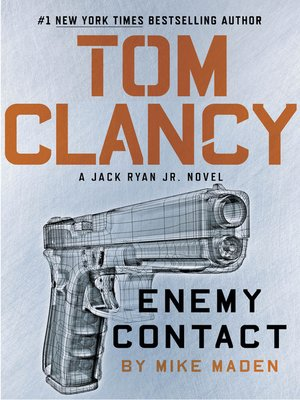 cover image of Enemy Contact