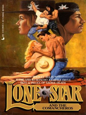 cover image of The Comancheros