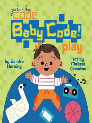 cover image of Baby Code! Play
