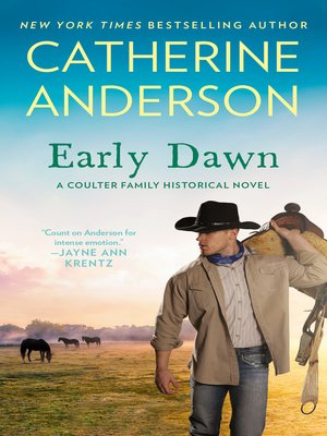 cover image of Early Dawn