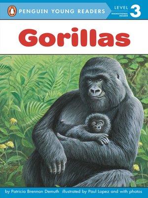 cover image of Gorillas
