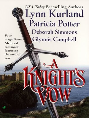 cover image of A Knight's Vow