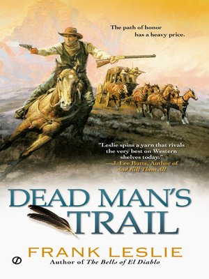 cover image of Dead Man's Trail