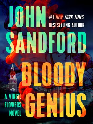 cover image of Bloody Genius
