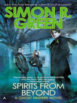 cover image of Spirits From Beyond
