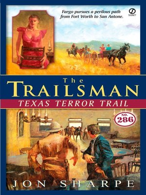 cover image of Texas Terror Trail
