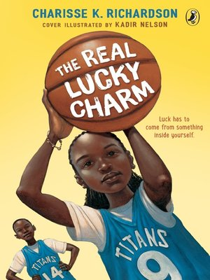 cover image of The Real Lucky Charm