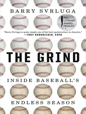 cover image of The Grind