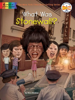 cover image of What Was Stonewall?