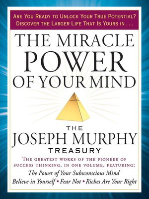 cover image of The Miracle Power of Your Mind