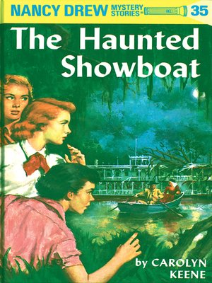cover image of The Haunted Showboat