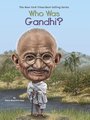 cover image of Who Was Gandhi?