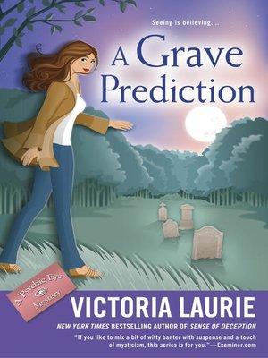 cover image of A Grave Prediction