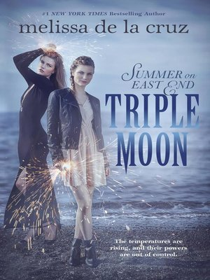 cover image for triple moon