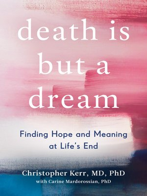 cover image of Death Is But a Dream