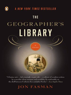 cover image of The Geographer's Library
