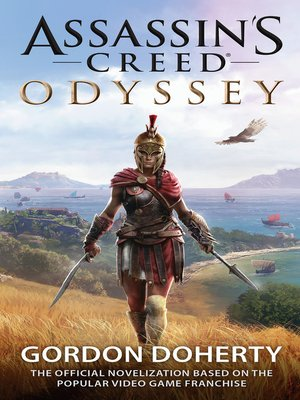 cover image of Assassin's Creed Odyssey (The Official Novelization)