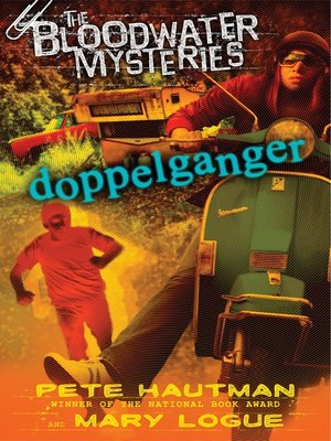 cover image of The Bloodwater Mysteries--Doppelganger