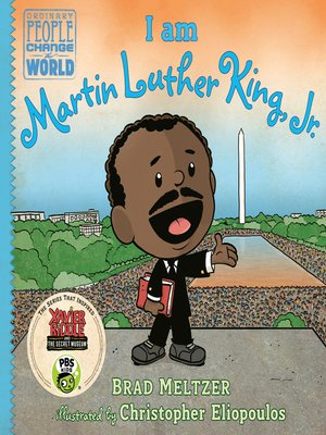 cover image of I am Martin Luther King, Jr.